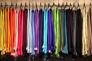 Different Color Pants    canstockphoto9299162